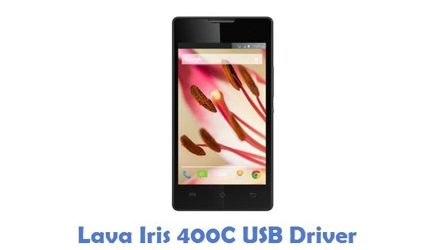Lava Iris 400C USB Driver