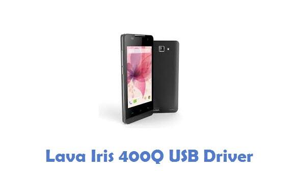 Lava Iris 400Q USB Driver