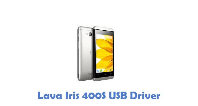 Lava Iris 400S USB Driver