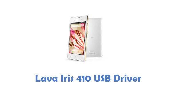 Lava Iris 410 USB Driver