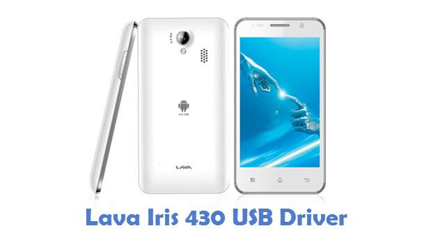 Lava Iris 430 USB Driver