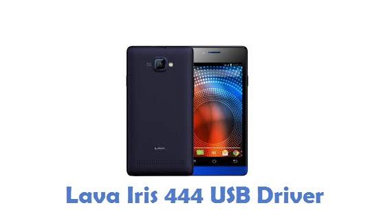 Lava Iris 444 USB Driver