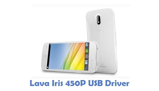 Lava Iris 450P USB Driver