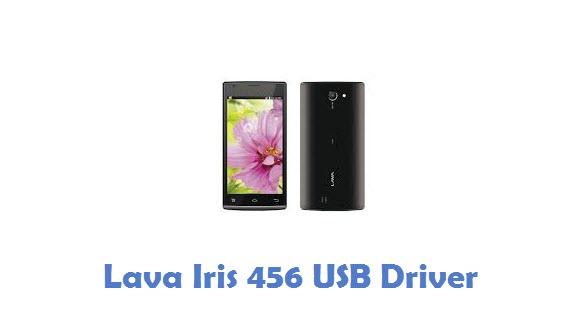 Lava Iris 456 USB Driver