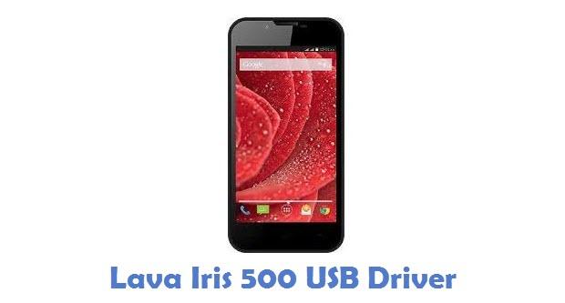 Lava Iris 500 USB Driver