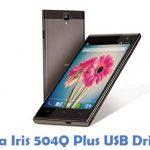 Lava Iris 504Q Plus USB Driver