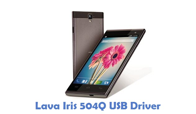 Lava Iris 504Q USB Driver