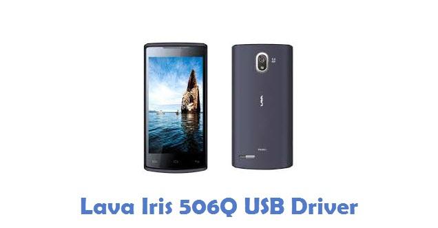 Lava Iris 506Q USB Driver
