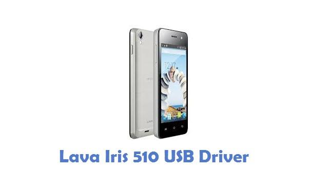 Lava Iris 510 USB Driver