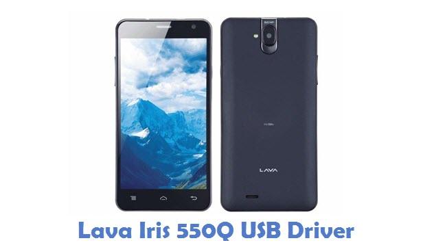 Lava Iris 550Q USB Driver