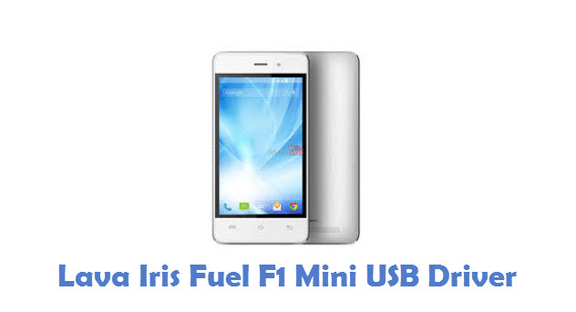 Lava Iris Fuel F1 Mini USB Driver