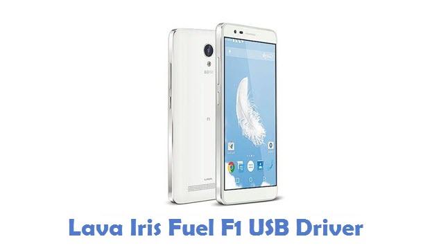 Lava Iris Fuel F1 USB Driver