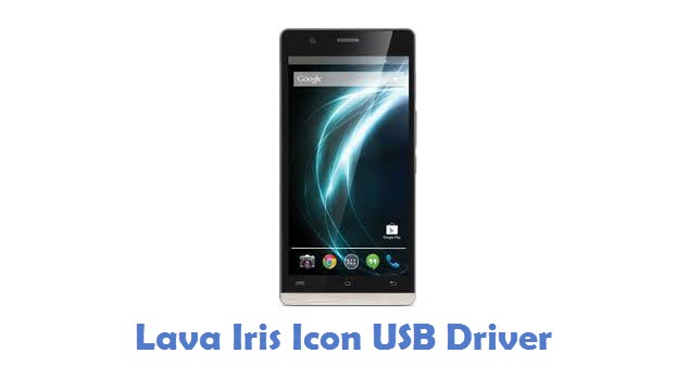 Lava Iris Icon USB Driver