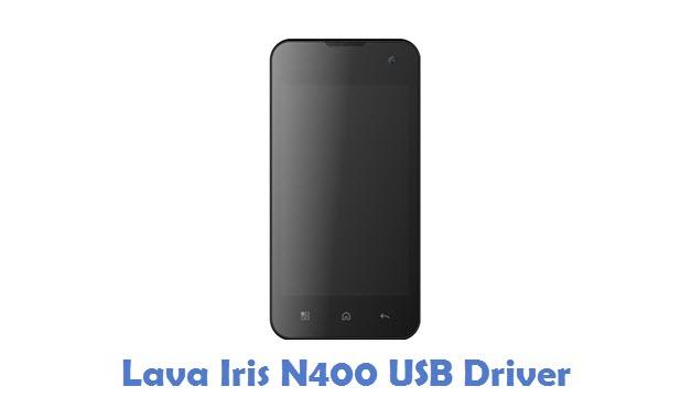 Lava Iris N400 USB Driver