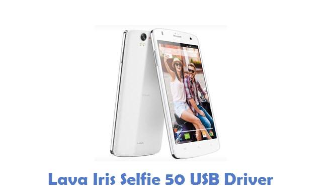 Lava Iris Selfie 50 USB Driver