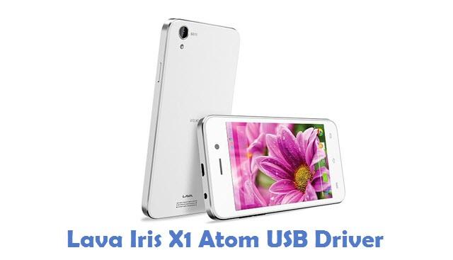 Lava Iris X1 Atom USB Driver