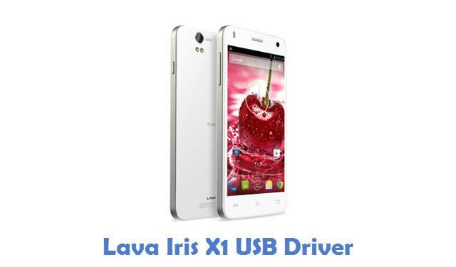 Lava Iris X1 USB Driver