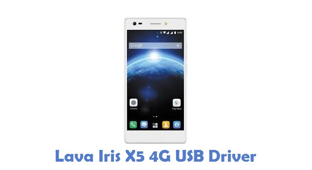 Lava Iris X5 4G USB Driver