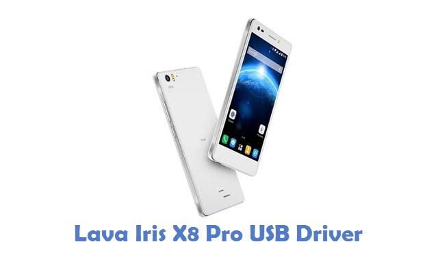 Lava Iris X8 Pro USB Driver