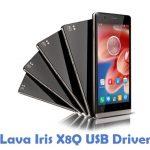 Lava Iris X8Q USB Driver