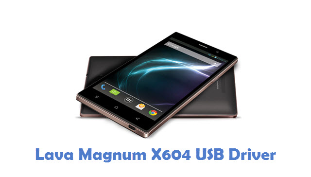 Lava Magnum X604 USB Driver
