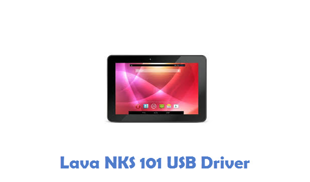 Lava NKS 101 USB Driver