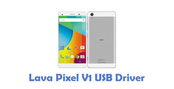 Lava Pixel V1 USB Driver