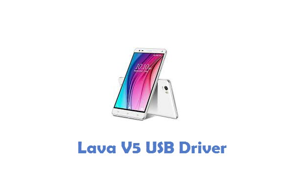 Lava V5 USB Driver