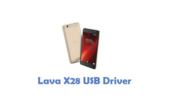 Lava X28 USB Driver