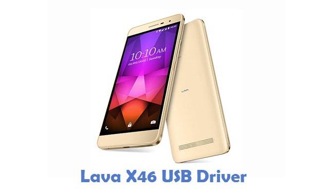 Lava X46 USB Driver