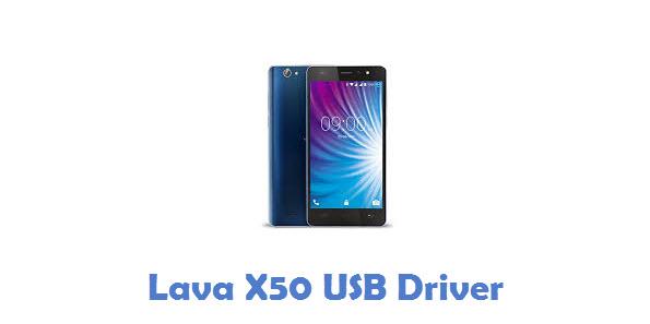 Lava X50 USB Driver