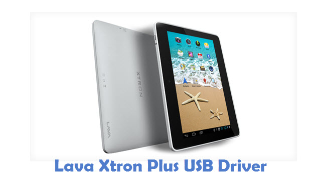 Lava Xtron Plus USB Driver