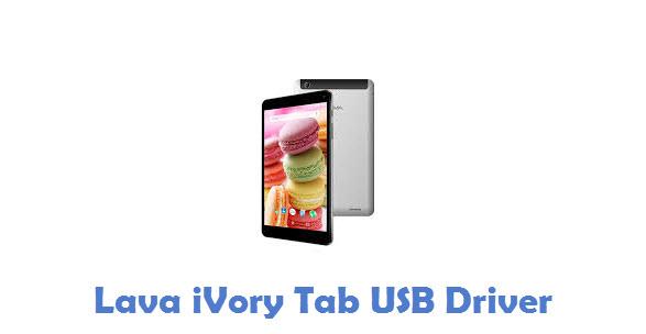 Lava iVory Tab USB Driver