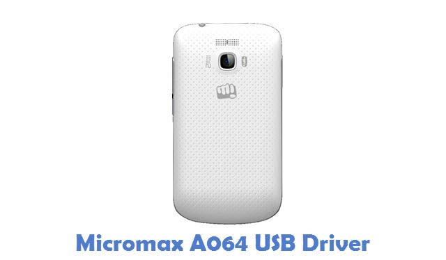 Micromax A064 USB Driver