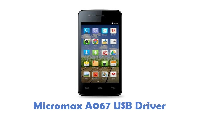 Micromax A067 USB Driver