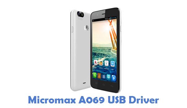 Micromax A069 USB Driver