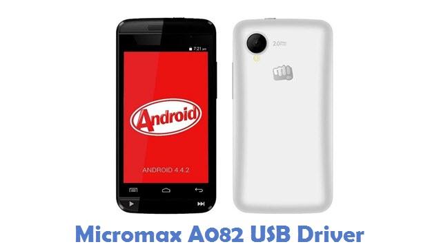 Micromax A082 USB Driver