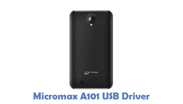 Micromax A101 USB Driver