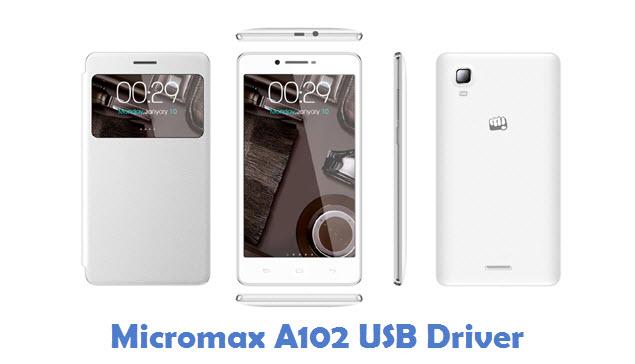 Micromax A102 USB Driver