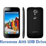 Micromax A115 USB Driver