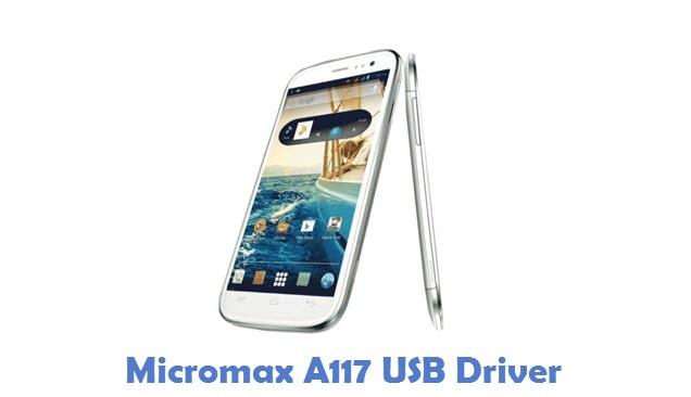 Micromax A117 USB Driver