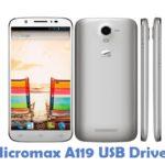 Micromax A119 USB Driver