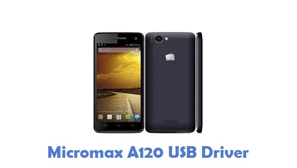 Micromax A120 USB Driver