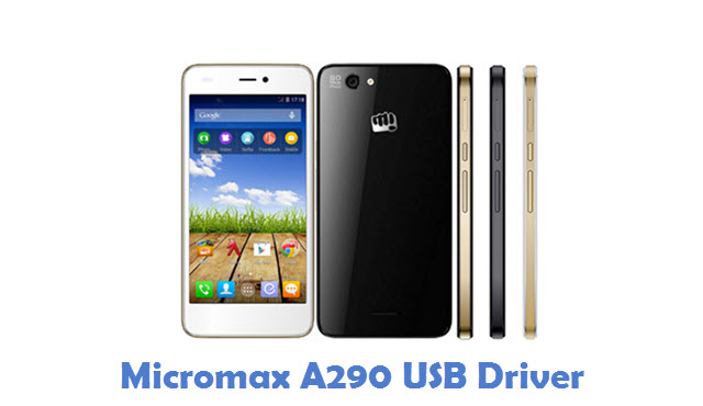Micromax A290 USB Driver