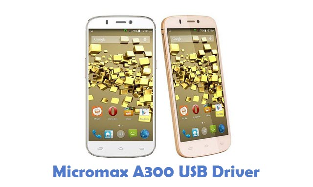 Micromax A300 USB Driver