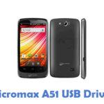 Micromax A51 USB Driver