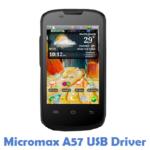 Micromax A57 USB Driver