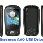 Micromax A60 USB Driver