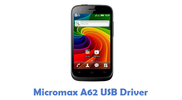 Micromax A62 USB Driver