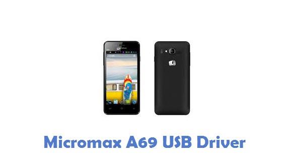 Micromax A69 USB Driver